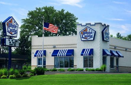 Exterior at White Castle