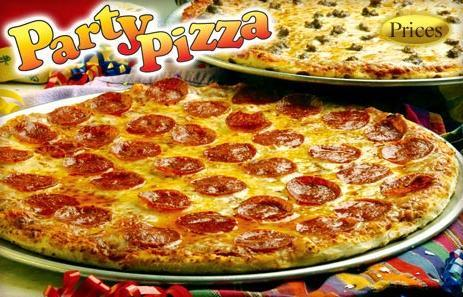 "Photo of 14"" Party Pizza"