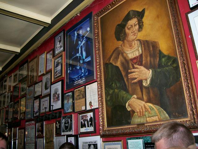 Interior at Anchor Bar