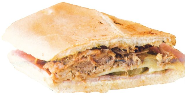 The Cubano, cuban pressed sandwich - Cubano at Havana Sandwich Co