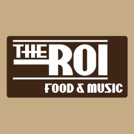 Logo at The ROI Food & Music