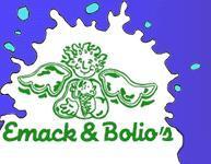Logo at Emack & Bolio's