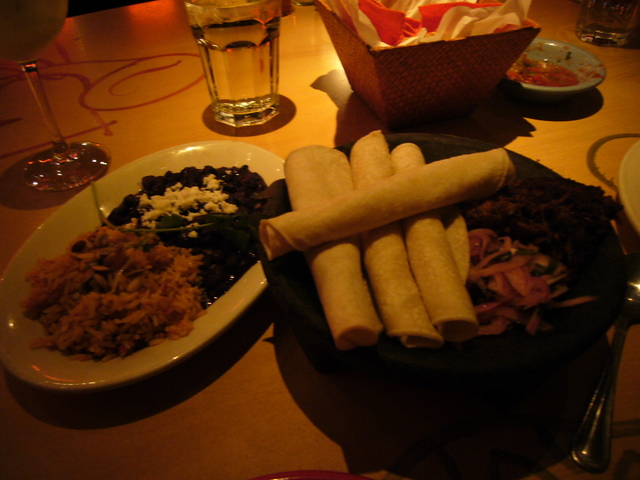 Carnitas at Cactus Restaurant