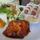 Lunch Combination at Shiawase Japanese Restaurant
