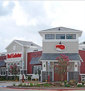 Exterior at Red Lobster