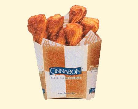 Cinnabon Stix® at Cinnabon