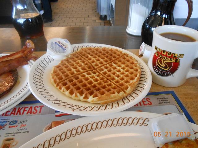 Photo of waffle