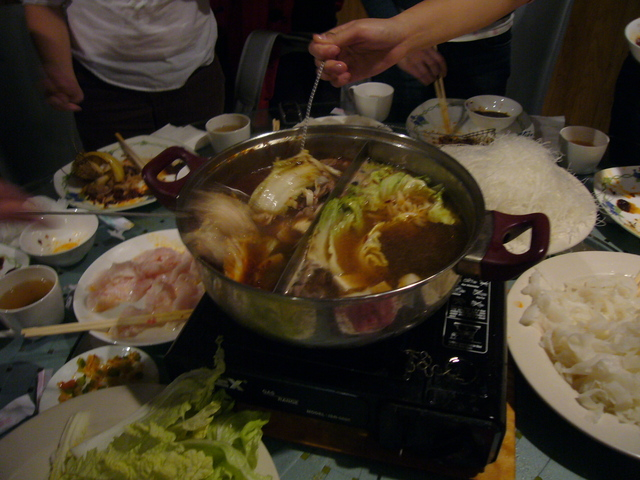 Photo of Family Style Hot Pot