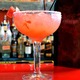 Watermelon Margarita at Caliente Kitchen
