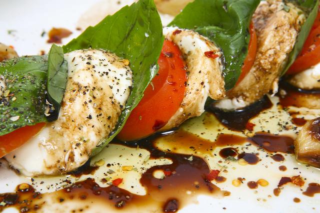 Caprese Salad at Napoli Flying Pizza