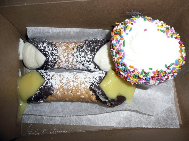 Photo of Canoli with Ricotta Creme