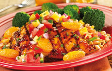 Dragonfire Chicken at T.G.I. Friday's