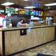 Interior at Nick's Pizza