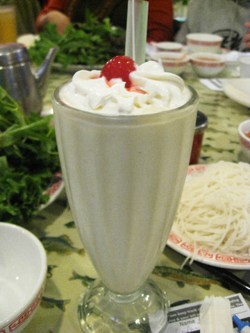 Photo of Durian Shake
