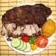 Jerk Pork at Mr Jerk Mississaugua