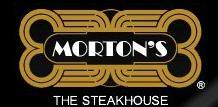 Logo at Morton's, The Steakhouse