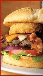 Cowboy Burger at Applebee's