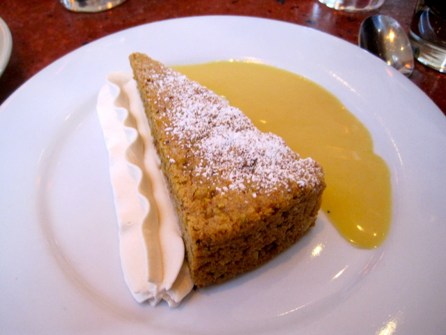 Pistachio torte - Photo at Dino