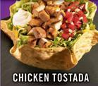 Photo of CHICKEN TOSTADA