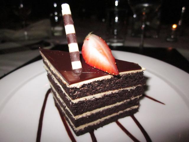 Photo of Peanut Butter Chocolate Cake
