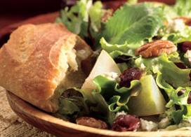 Dish at Panera Bread