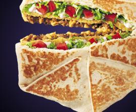 CRUNCHWRAP SUPREME® at Taco Bell