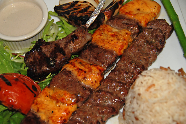 Mix Grill at Le Caire