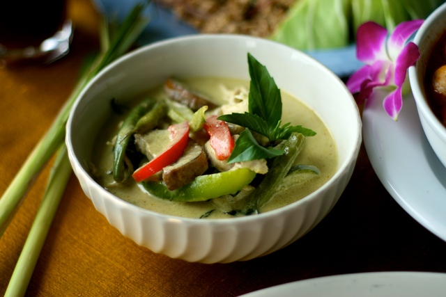 Photo of Green Curry with Chicken