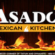 Restaurant Menu at Asado Mexican Kitchen