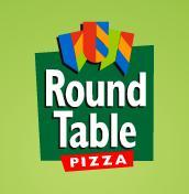 Logo at Round Table Pizza