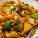 The tofu was fried for better texture, but the dish could have been a lot spicier - Tofu in Garlic Sauce at Heaven Dragon