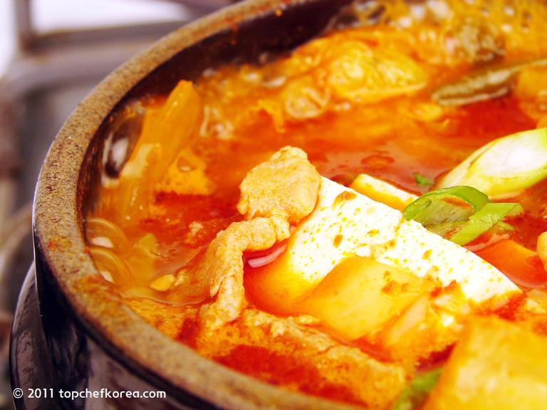 Kimchi Jigae - Restaurant Menu at Korea Garden Restaurant