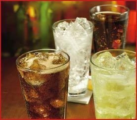 Sierra Mist at Applebee's