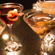 Martinis at Teresa's Italian Eatery