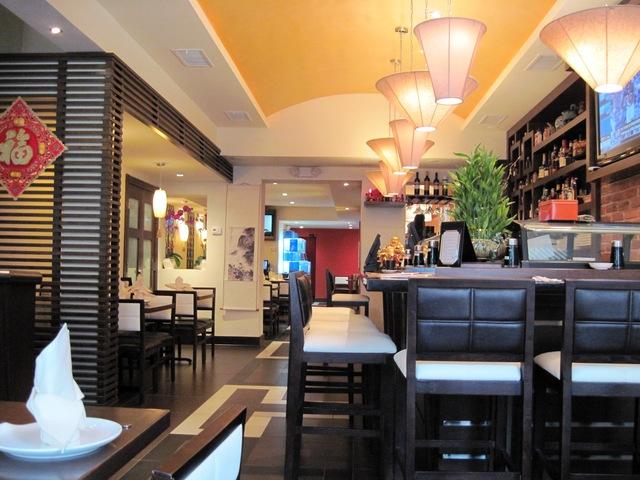 Bar Area - Interior at Ming's Restaurant