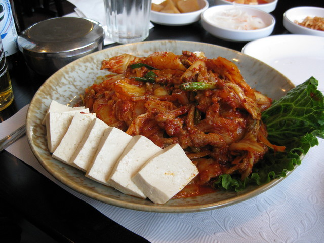 Kimchee Bokum at Hoban