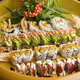 sushi assortment at Azie