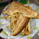 Grilled Cheese at Bennigan's Grill & Tavern