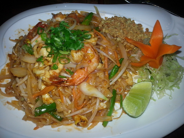 Pad Thai at Vietnamese Noodles Restaurant