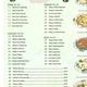 Menu Page 1 of 4 - Restaurant Menu at Panda Chinese Restaurant