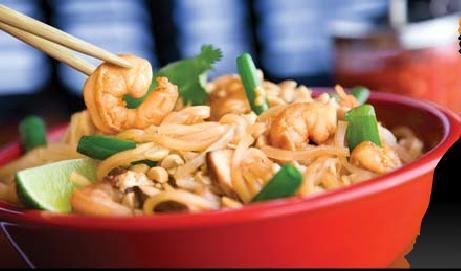 Dish at Pei Wei