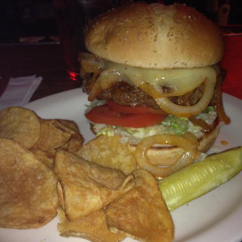 Thurman Burger & Fries at Thurman Cafe