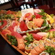 Fresh Sushi & Sashimi and 4 Rolls.  - Boat for 4 at Bluefin Sushi Thai Grill