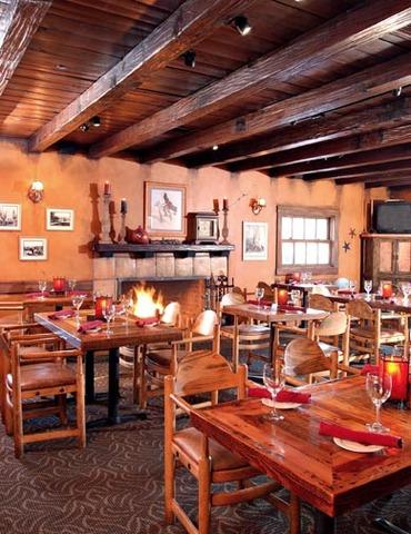 Interior at Tonto Bar & Grill