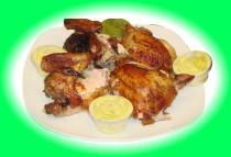 Rotisserie Chicken at Genaro's Peruvian Rottiserie Chicken & Grill