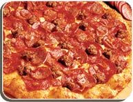 ULTI-MEAT™ at Round Table Pizza