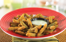 Crispy Green Bean Fries at T.G.I. Friday's