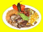 Dish at El Tarasco