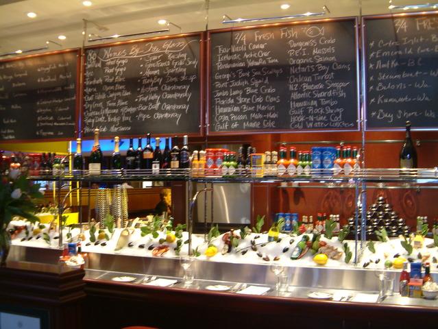 Oceanaire Seafood Room Order Online Menu Reviews Midtown Atlanta 30309
