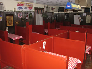 Restaurant Menu at The Brown Jug